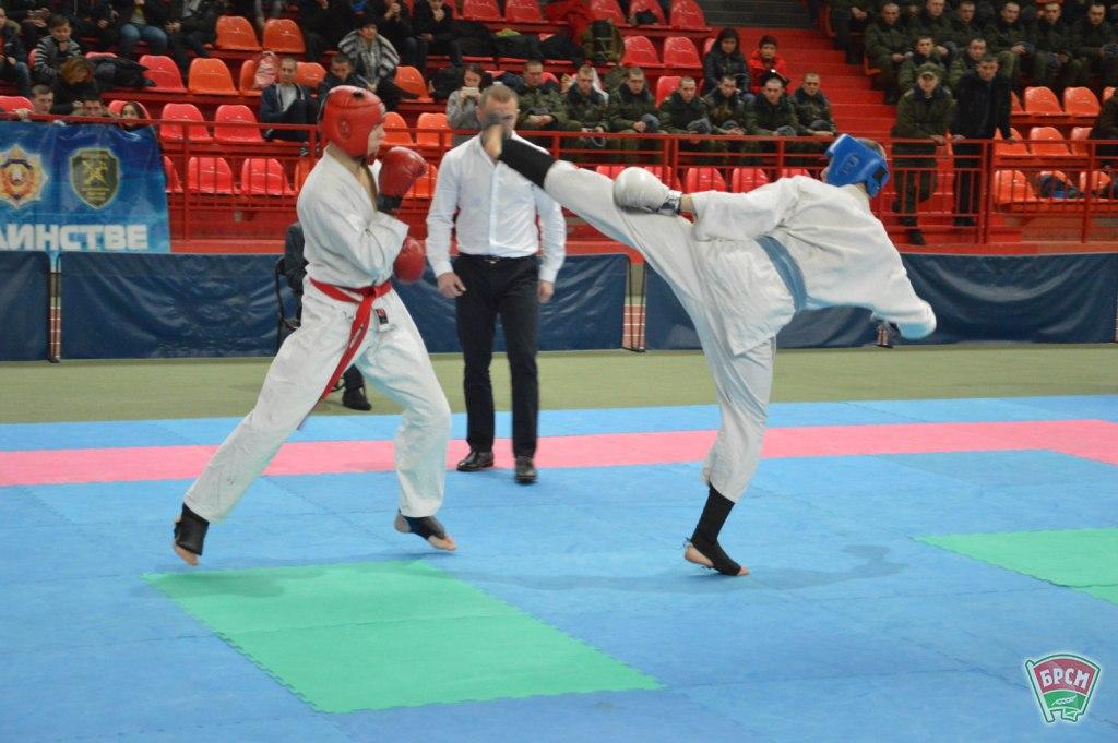 13 Межгосударственный турнир по рукопашному бою памяти Гвишиани